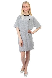 Платье женское Carhartt Darcy Dress White/Black