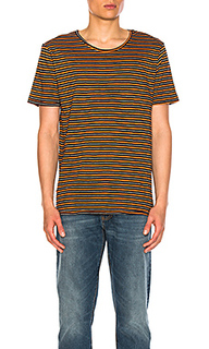 Полосатая футболка ove - Nudie Jeans