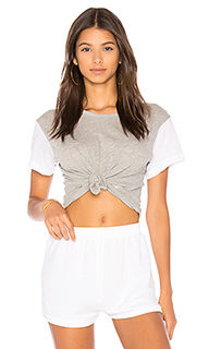 Свободная футболка - Wildfox Couture