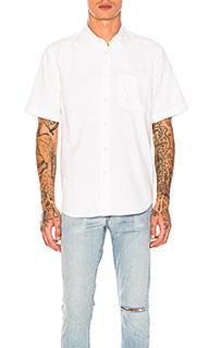 Пляжная рубашка с коротким рукавом standard issue - Rag & Bone