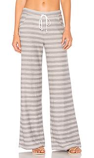 Полосатые брюки beach - Bobi