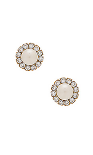 Small strass pearl studs - Marc Jacobs