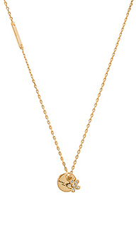 Mj coin crystal pendant necklace - Marc Jacobs
