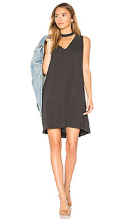 Choker neck dress - Bella Dahl