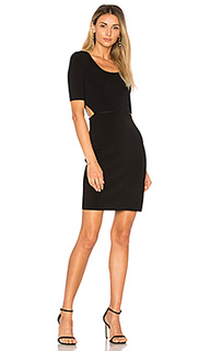 Ribbed cut out dress - Elizabeth and James