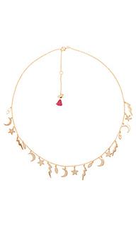 Ожерелье с подвесками lightning - SHASHI