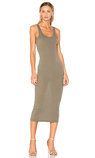 Long slip dress - James Perse