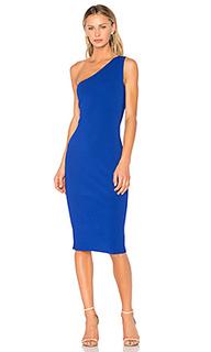 Платье с одним плечом - Diane von Furstenberg