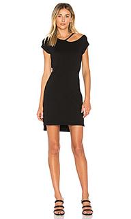 Платье со спущенными плечами - Pam & Gela