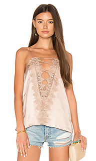 The charlie charmeuse cami - CAMI NYC