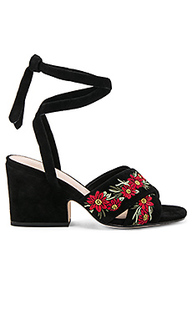 Туфли на каблуке flora - RAYE