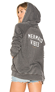 Худи mermaid vibes dharma - Spiritual Gangster