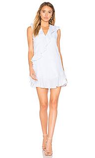Fortin linen mini dress - Karina Grimaldi
