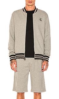 Бейсбольная куртка reissue tipping - Calvin Klein