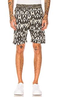 Пляжные шорты из жаккардовой ткани - Scotch & Soda