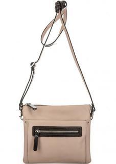Маленькая кожаная сумка через плечо Gianni Conti