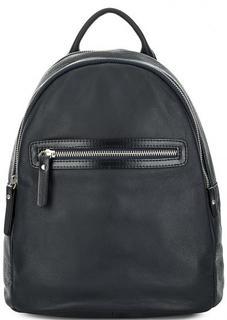 Рюкзак из натуральной кожи с двумя отделами Gianni Conti