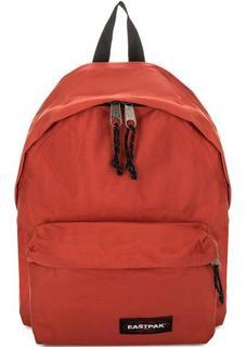Красный рюкзак с карманом Eastpak