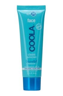 Солнцезащитный крем для лица SPF30 Coola Suncare