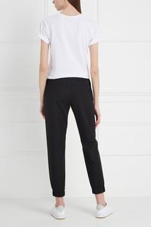 Однотонные брюки Kenzo