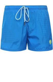 Плавки-шорты с логотипом бренда Fendi