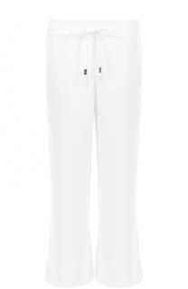 Укороченные расклешенные брюки Alice + Olivia