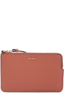 Кошелек на молнии DKNY