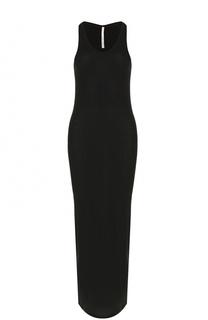 Облегающее платье-миди без рукавов Isabel Benenato