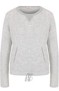 Пуловер свободного кроя с круглым вырезом FTC