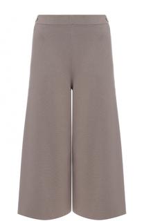 Укороченные широкие брюки Cruciani