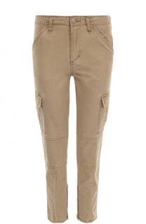 Укороченные брюки с накладными карманами Denim&Supply by Ralph Lauren