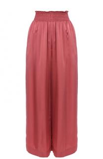 Широкие брюки с эластичным поясом Forte_forte