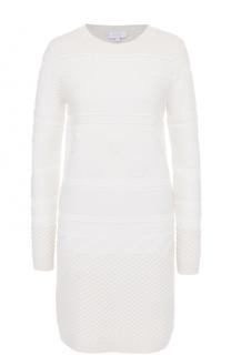 Вязаное мини-платье с длинным рукавом Escada Sport