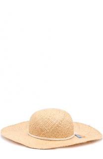 Шляпа из рафии с кистями Chloé