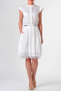 Платье с ремешком Blumarine