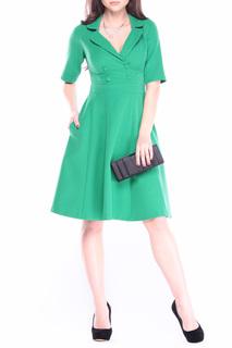 Платье с запахом на пуговицах MAURINI