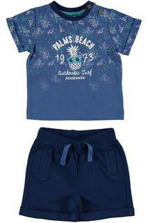 Комплект: футболка, шорты Sarabanda