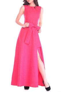 Платье-клеш с декоративным элементом Laura Bettini