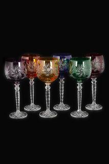 Набор бокалов для вина 220 мл Bohemia