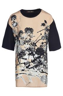 t-shirt Roberto Cavalli