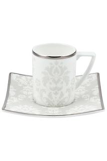 """6 кофейных пар 100мл """"Париж"""" Royal Porcelain"""