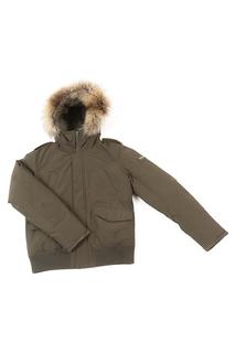 coat Woolrich