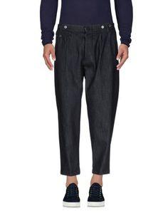 Джинсовые брюки-капри John Sheep