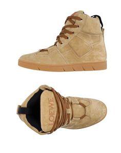 Высокие кеды и кроссовки Loewe