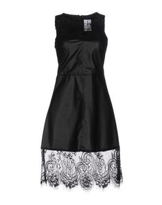 Платье до колена MY Secret Black Dress