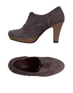 Обувь на шнурках Lamour