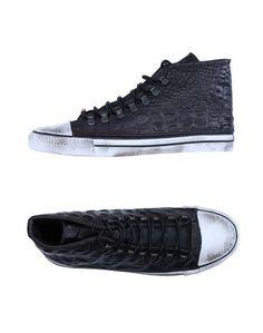 Низкие кеды и кроссовки Black Dioniso