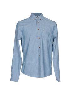 Джинсовая рубашка Ben Sherman