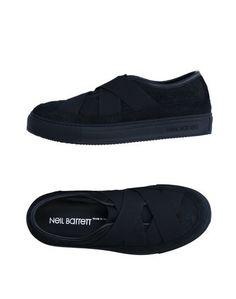 Низкие кеды и кроссовки Neil Barrett