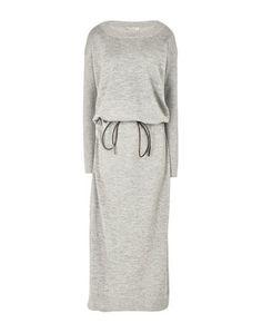 Длинное платье Bruno Manetti